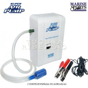 Oxigenador Marine Sports Super Air Pump