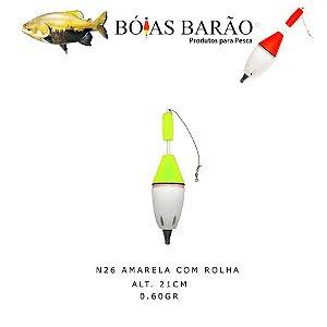 Bóia Cevadeira N-26 com Rolha