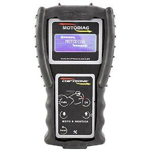 Scanner para Motos com Injeção Eletrônica MOTODIAG STANDARD V15