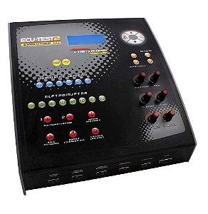 Simulador de Centrais ECU-TEST II Evolution