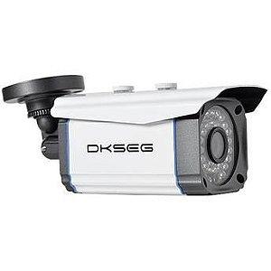 Camera Infra 36 LEDS 1/4 Lente 3.6MM AHD DK221 Branca