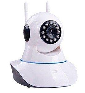 Câmera Ip Wireless C/ ÁUDIO ROBO