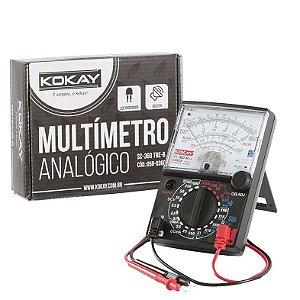 Multímetro Analógico Kokay SC-360