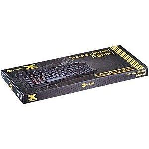 TECLADO USB GAMER FÊNIX COM LED