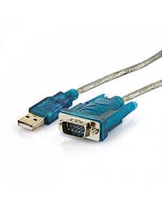 Cabo Conversor USB x Serial (DB9)