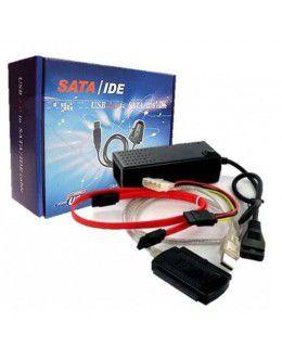 CONVERSOR EXTERNO USB X IDE/SATA