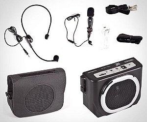 Supervoz 2 Tsi Kit Professor 10w Microfone TSI 1210