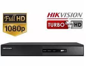Dvr 16 Ch Hikvision Hd-tvi/ahd/analog 1080p Ds-7216hqhi-f1/n