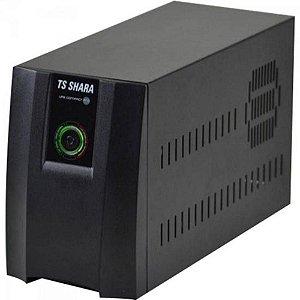 Nobreak 1200va Ups Compact Pro Bivolt Preto Ts Shara