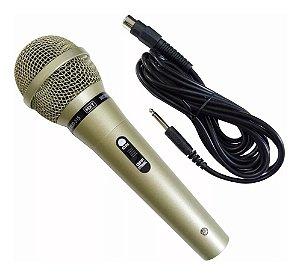 Microfone Profissional Dinâmico Mud-515
