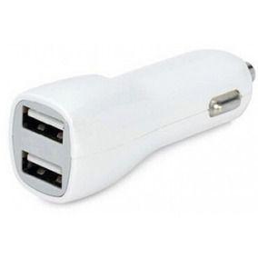 Carregador Veicular com Dupla Entrada USB