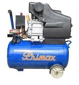 Compressor de ar portátil 2.50 HP 25 lt
