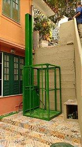 Elevador de acessibilidade para até 1,50 m