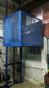 Elevador de Carga para 500 kg 3.0 m