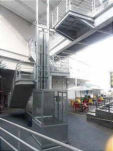 Elevador Residencial de 3,0 m hidráulico