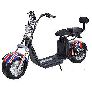 Moto Scooter elétrica HR5 2000 W 24ah
