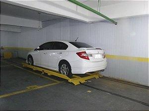Plataforma Deslizante Motorizada para Estacionamento