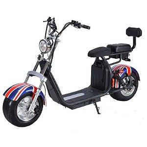 Moto Scooter elétrica HR5 2000 W 12ah