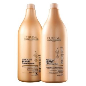 L'Oréal Professionnel Absolut Repair Cortex Lipidium Salon Kit (2 Produtos)