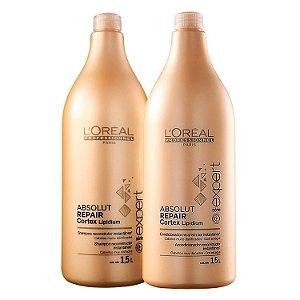 L'Oréal Professionnel Absolut Repair Cortex Lipidium Salon Kit (2 Produtos)