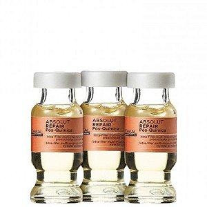 L'Oréal Professionnel Absolut Repair Pós-Química Intra-Filtre Multi-Reconstrutor - Ampola 3 x10ml