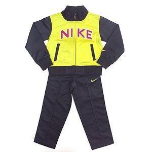 Nike Conjunto Limão/Cinza