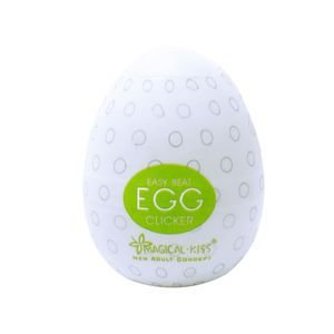 03429 - EGG CLICKER EASY ONE CAP MAGICAL KISS  - CIA IMPORT