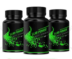 LIB POWER KIT 3 FRASCOS (180 COMPRIMIDOS)
