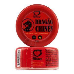 DRAGAO CHINES POMADA 3,5g - SEXY FANTASY
