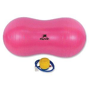 Bola de Pilates Peanut C/Bomba - Muvin