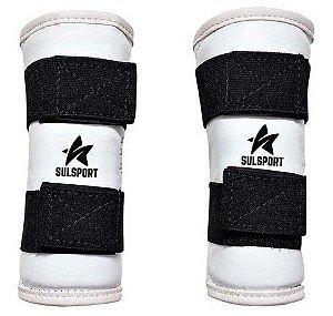 Protetor de Antebraço Taekwondo - Oficial - WTF - SulSport
