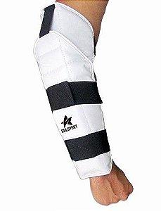 Protetor de Antebraço C/ Cotoveleira Taekwondo - Oficial - WTF - SulSport
