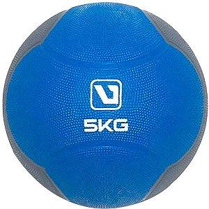 Bola Medicine Ball Peso 5 Kg Academia Funcional Live Up