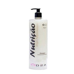 Shampoo Nutrição Higienizante D2A - Linha Profissional