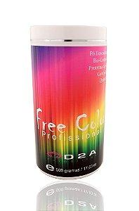 Pó Descolorante Free Color Profissional D2A Cosméticos