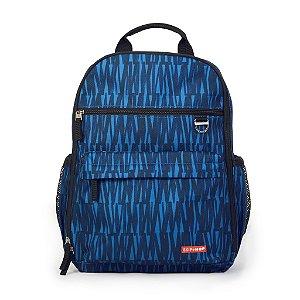 Bolsa Maternidade ( Diaper Bag) - Backpack ( Mochila) Blue Graffiti **************NOVIDADE*************