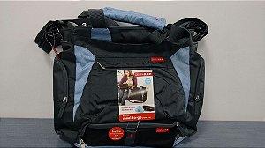 Bolsa Maternidade (Diaper Bag) Bento Tote Grey Blue  ************- Promoção Dia dos Pais **************