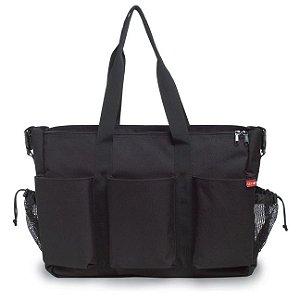 Bolsa Maternidade - Diaper Bag - Duo Double - Black