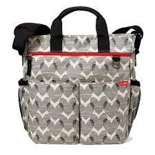 Bolsa Maternidade - (Diaper Bag) - Duo Signature Hearts