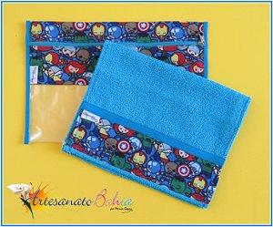 Kit de Higiene Bucal- Vingadores
