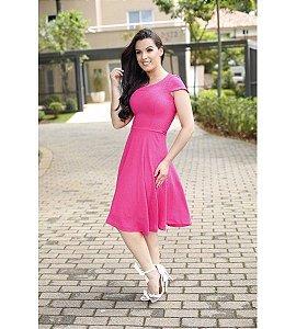 Vestido Crepe - 5594 - NK3