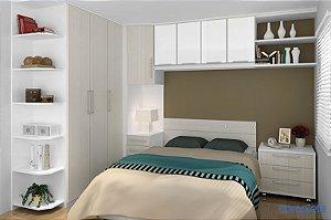 Dormitorios planejados 100% Mdf