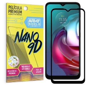 Película Moto G30 Premium Nano 9D - Armyshield