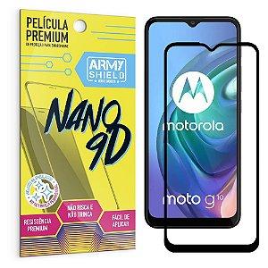 Película Moto G10 Premium Nano 9D - Armyshield