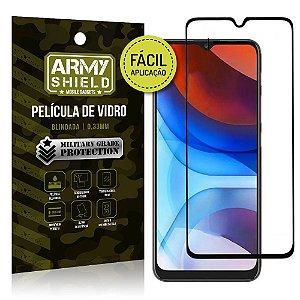 Película de Vidro 3D Moto E7 Power Fácil de aplicação - Armyshield