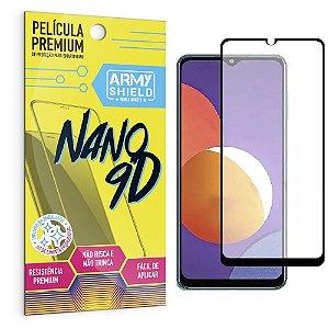 Película Galaxy M12 Premium Nano 9D - Armyshield