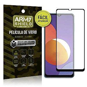 Película de Vidro 3D Galaxy M12 Fácil de aplicação - Armyshield