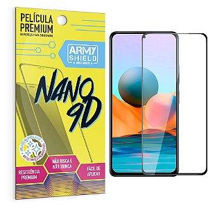 Película Redmi Note 10 Pro Premium Nano 9D - Armyshield