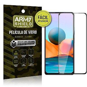 Película de Vidro 3D Redmi Note 10 Pro Fácil de aplicação - Armyshield