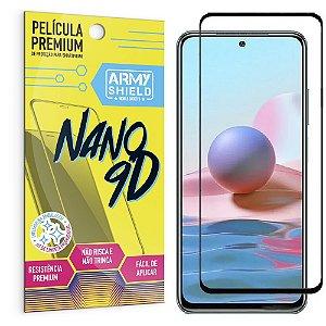 Película Redmi Note 10 Premium Nano 9D - Armyshield